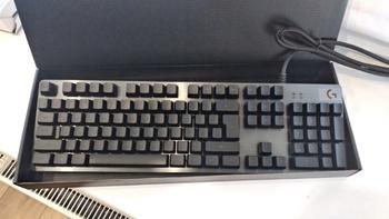 Клавиатура LOGITECH G512Carbon (Tactile Switch), USB, черный [920-008747]