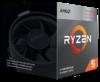 Процессор AMD Ryzen 5 3400G, SocketAM4,  BOX [yd3400c5fhbox] вид 3