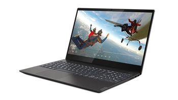 Ноутбук LENOVO IdeaPad S340-15API, 15.6, IPS, AMD Ryzen 53500U 2.1ГГц, 12Гб, 512Гб SSD, AMD Radeon Vega 8, Windows 10, 81NC009JRU, синий