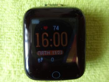 Смарт-часы SMARTERRA FitMaster Aura, 1.3, черный / черный [fmaub]