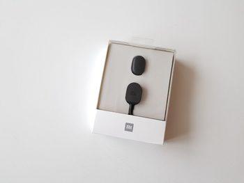Гарнитура bluetooth XIAOMI MiBluetooth Headset mini, моно, черный [x20175]