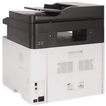 МФУ лазерный SAMSUNG Xpress SL-C1860FW, A4, цветной, лазерный, серый [sl-c1860fw/xev]