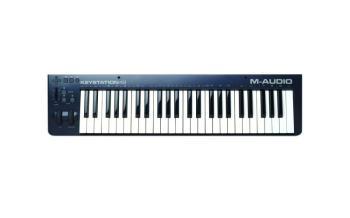 Клавиатура MIDI M-Audio Keystation 49II клав.:49 корпус:пластик черный