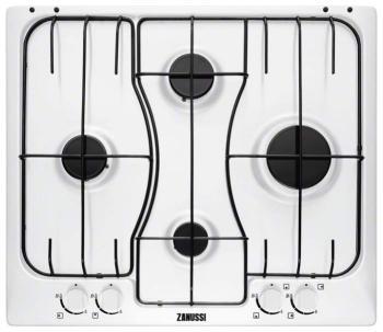 Варочная панель ZANUSSI ZGX565414W, независимая, белый