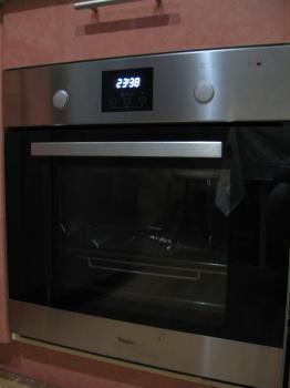 Духовой шкаф WHIRLPOOL AKP 460/IX, серебристый