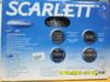 Микроволновая Печь Scarlett SC-MW9020S01D 20л. 700Вт черный/лесной орех вид 10
