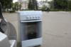 Газовая плита FLAMA FG 2406 W,  газовая духовка,  белый вид 7