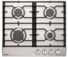 Варочная панель HANSA BHGI63030,  независимая,  нержавеющая сталь вид 3