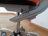 Кресло детское БЮРОКРАТ KD-7, на колесиках, ткань, оранжевый [kd-7/tw-96-1] вид 11