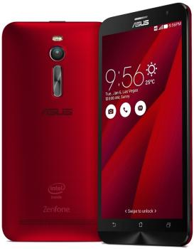 Смартфон ASUS Zenfone 2 16Gb, ZE551ML, красный
