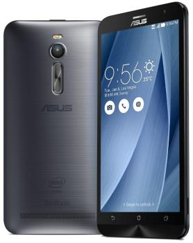 Смартфон ASUS Zenfone 2 16Gb, ZE551ML, серебристый