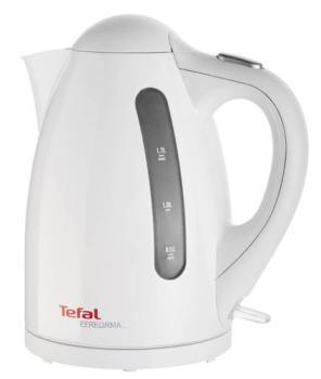Чайник электрический TEFAL KO110130, 2200Вт, белый