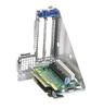 Райзер Dell PE R630 PCIe 1x8 PCIe + 1x16 PCIe x8 2PCI 1P (330-BBEX) вид 2