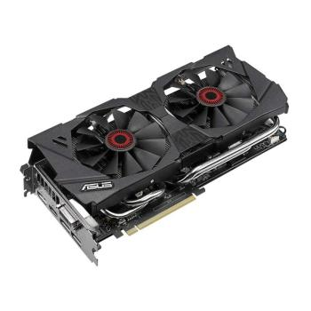 Видеокарта ASUS nVidia GeForce GTX 980 , STRIX-GTX980-DC2-4GD5, 4Гб, GDDR5, OC, Ret