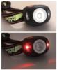 Налобный фонарь ЯРКИЙ ЛУЧ H-3 MA-HALO, черный  [4606400104971] вид 3