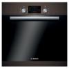 Духовой шкаф BOSCH HBA23S140R,  коричневый вид 11