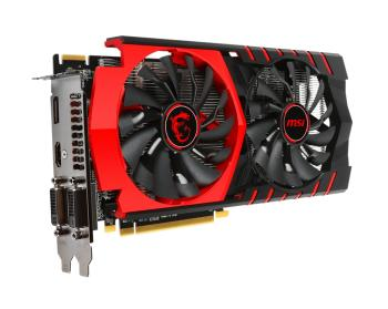 Видеокарта MSI AMD Radeon R7 370 , R7 370 GAMING 2G, 2Гб, GDDR5, Ret