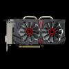 Видеокарта ASUS Radeon R7 370,  STRIX-R7370-DC2OC-2GD5-GAMING,  2Гб, GDDR5, OC,  Ret вид 11
