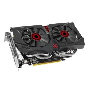 Видеокарта ASUS nVidia GeForce GTX 960 , STRIX-GTX960-DC2-4GD5, 4Гб, GDDR5, OC, Ret