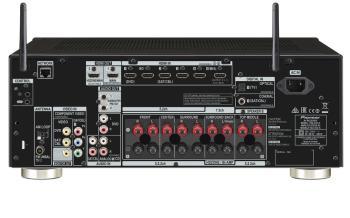 AV-ресивер PIONEER VSX-930-K, черный