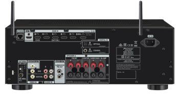 AV-ресивер PIONEER VSX-830-K, черный