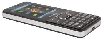 Мобильный телефон TEXET TM-D225, черный