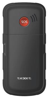 Мобильный телефон TEXET TM-B113, черный