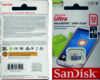 Карта памяти microSDHC UHS-I SANDISK Ultra 32 ГБ, 48 МБ/с, 320X, Class 10, SDSQUNB-032G-GN3MN,  1 шт. вид 6