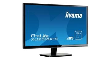 Монитор IIYAMA ProLite XU2590HS-B125, черный
