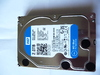 """Жесткий диск WD Blue WD20EZRZ,  2Тб,  HDD,  SATA III,  3.5"""" вид 4"""