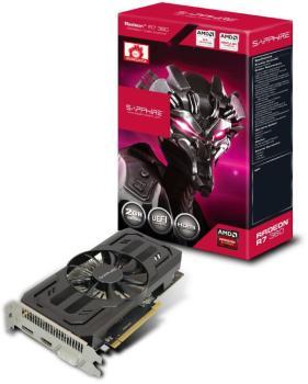 Видеокарта SAPPHIRE AMD Radeon R7360 , 11243-00-20G, 2Гб, GDDR5, OC, lite