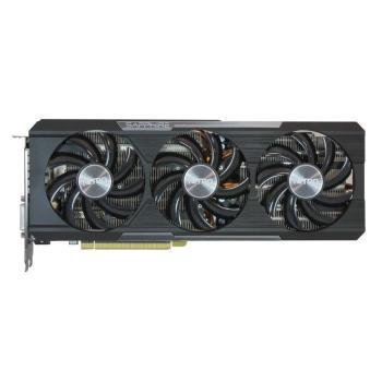 Видеокарта SAPPHIRE AMD Radeon R9390 , 11244-00-20G NITRO TRI-X OC (UEFI), 8Гб, GDDR5, OC, Ret