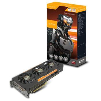 Видеокарта SAPPHIRE AMD Radeon R9390X , 11241-00-20G, 8Гб, GDDR5, OC, Ret