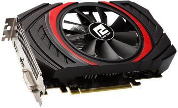 Видеокарта POWERCOLOR AMD Radeon R7360 , AXR7360 2GBD5-DHE/OC, 2Гб, GDDR5, OC, Ret