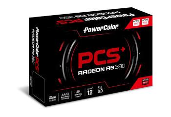 Видеокарта POWERCOLOR AMD Radeon R9380 , AXR9380 2GBD5-PPDHE, 2Гб, GDDR5, Ret