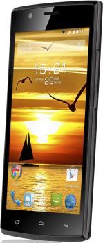 Смартфон FLY Nimbus 3FS501, черный