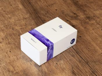 Смартфон FLY Nimbus 1FS451, черный