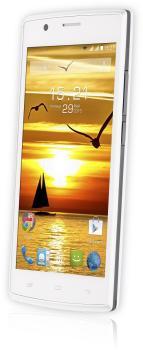Смартфон FLY Nimbus 3FS501, белый