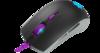 Мышь STEELSERIES Rival 100 Sakura оптическая проводная USB, черный и фиолетовый [62338] вид 14