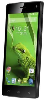 Смартфон FLY Nimbus 2FS452, черный