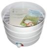 Сушилка для овощей и фруктов СПЕКТР-ПРИБОР Ветерок-3,  белый,  3 поддона вид 8