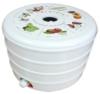 Сушилка для овощей и фруктов СПЕКТР-ПРИБОР Ветерок-3,  белый,  3 поддона вид 7