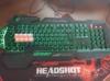 Клавиатура A4 Bloody B318,  USB, c подставкой для запястий, черный вид 13