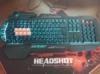 Клавиатура A4 Bloody B318,  USB, c подставкой для запястий, черный вид 11