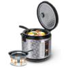 Мультиварка REDMOND RMC-FM27,  830Вт,   серебристый/черный вид 11