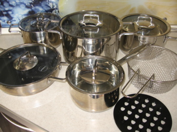 Набор посуды SUPRA Enkatsu SES-1267, 12 предметов