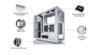 Корпус ATX FRACTAL DESIGN Define R5 Window, Midi-Tower, без БП,  белый вид 21