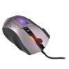 Мышь OKLICK 805G BEOWULF оптическая проводная USB, черный и серый [gm-808] вид 13
