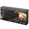Клавиатура OKLICK 910G V2 IRON EDGE,  USB, черный [k005] вид 10