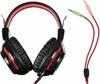 Наушники с микрофоном OKLICK HS-G300 ARMAGEDDON,  мониторы, черный  / красный [ah-v1] вид 10